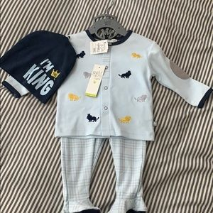 Petit Lem  Boys 3 pc set